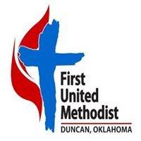 First United Methodist Church-Duncan, OK