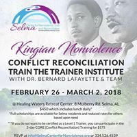 Selma Center for Nonviolence, Truth & Reconciliation