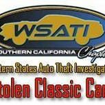 WSATI - Western States Auto Theft Investigators Assn - Southern Chapter