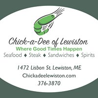 Chick-a-dee Of Lewiston