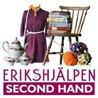 Erikshjälpen Second Hand Uppsala