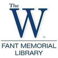 Fant Memorial Library