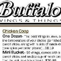 Buffalo Wings & Things