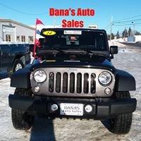 Dana's Auto Sales
