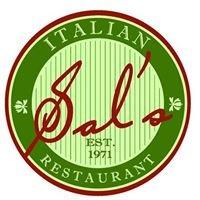 Sal's Italian Restaurant Springville