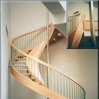 Unique Spiral Stairs