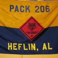 Pack 206 Heflin Alabama