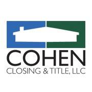 Cohen Closing & Title, LLC