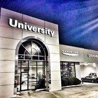 University CDJR