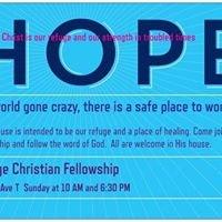 Refuge Christian Fellowship
