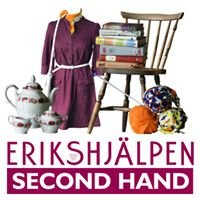 Erikshjälpen Second Hand Skene