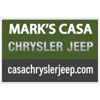 Mark's Casa Chrysler Jeep