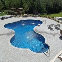 Glamour Pool and Spa