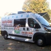 "Luv ""n"" care mobile dog and cat grooming"