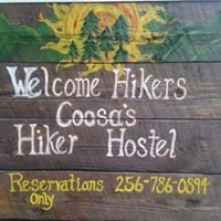 Coosa's Hiker Hostel and Shuttle Service