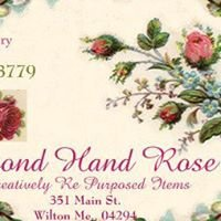 Second Hand Rose