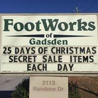 Footworks of Gadsden