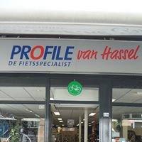 """Profile van Hassel  """"De Fietsspecialist""""  Rosmalen"""