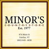 Minor's Country Store