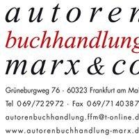 autorenbuchhandlung marx & co