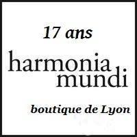 Harmonia Mundi boutique de Lyon