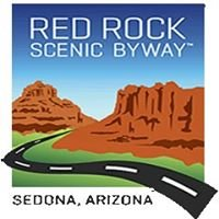 Red Rock Scenic Byway in Sedona, AZ
