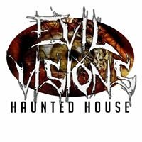 Evil Visions Haunted House