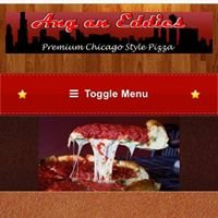 Ang an Eddie's Premium Chicago Style Pizza