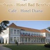 Kurhaus-Hotel in Bad Bentheim