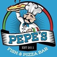 Pepe's Fish & Pizza Bar