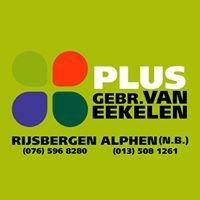 PLUS Van Eekelen