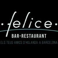 Restaurant Felice Barcelona