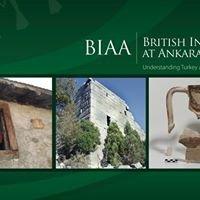 The British Institute at Ankara