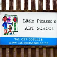 Little Picasso's Art School