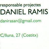 DANIEL RAMIS projectes mediambientals