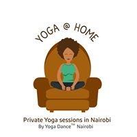 Yoga Dance Nairobi