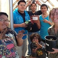Gallup Central H.S. Greenhouse