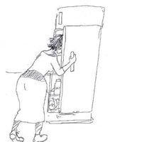 L'frigo d'à côté