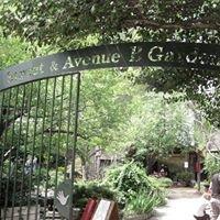 6th Street and Avenue B Community Garden