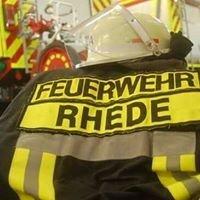 Feuerwehr Rhede
