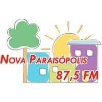 Rádio Nova Paraisópolis FM 87,5