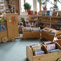 Die Bibliothek Elixhausen