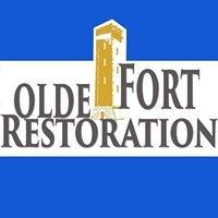 Olde Fort Restoration
