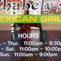 Chabely's Mexican Grill