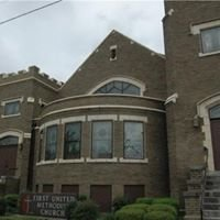 First United Methodist Church Helena Arkansas