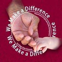 SDSU- Department of Child & Family Development