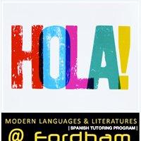 Fordham University MLL Spanish Tutoring Program