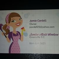 Jamie's Maid Services