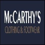 McCarthy's LTD Clothing & Footwear