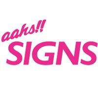 Aahs Signs